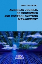 American Journal of Economics and Control Systems Management