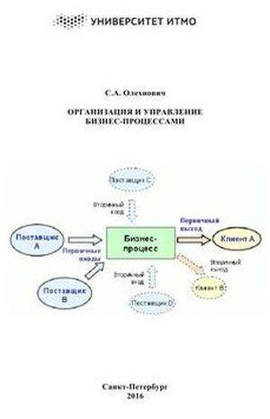 Организация и управление бизнес-процессами