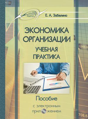 Экономика организации. Учебная практика